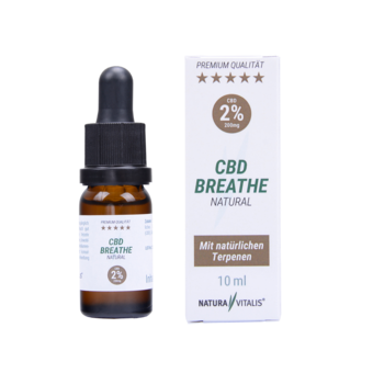 CBD Breathe 2%