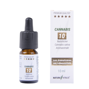 CANNABIS 10 - 10 ml